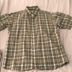 Other - Red Head S/S Button Down
